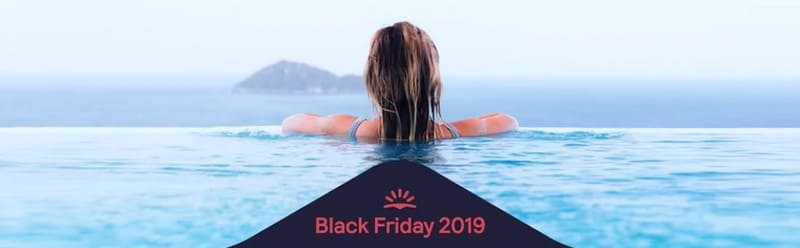 Skyscanner Black Friday Cyber Monday hoteles 2019